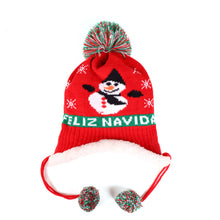 Load image into Gallery viewer, New Christmas Warm Hat For Children And Baby