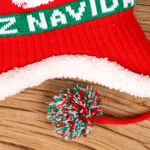 New Christmas Warm Hat For Children And Baby