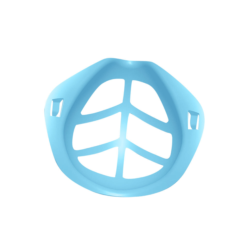 New Leaf Silicone Mask Bracket Holder for Adults and Children(5 Pcs)