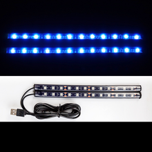 Load image into Gallery viewer, Car Interior Atmosphere LED RGB Strip Light