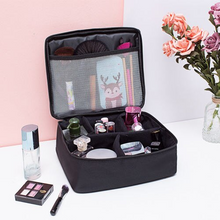 Load image into Gallery viewer, Multifunctional Storage Bag Portable Makeup Case