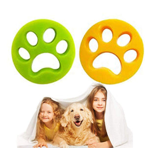 Reusable Pet Hair Remover for Laundry (2 PCS)