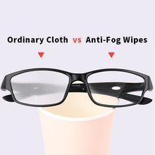 Load image into Gallery viewer, 50Pcs/set Anti-Fog Wipes Packeted Individually for Glasses