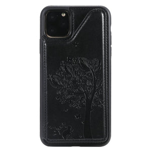 Phone Bags - 2020  Luxury 3D Tree Wallet Case For iPhone