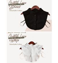 Load image into Gallery viewer, Stylish Blouse Detachable Lace Collar