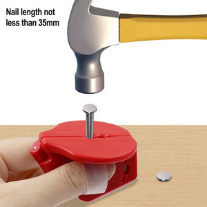 Magnetic Safety Nail Holder
