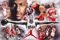 Michael Jordan Collage