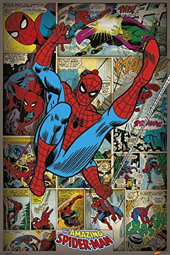 Spiderman - Comic Artwork