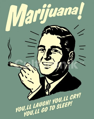 Marijuana - Laugh