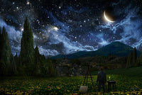 Starry Night Perspective