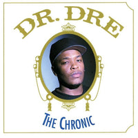 Dr. Dre - The Chronic Album Cover