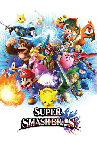 Super Smash Bro