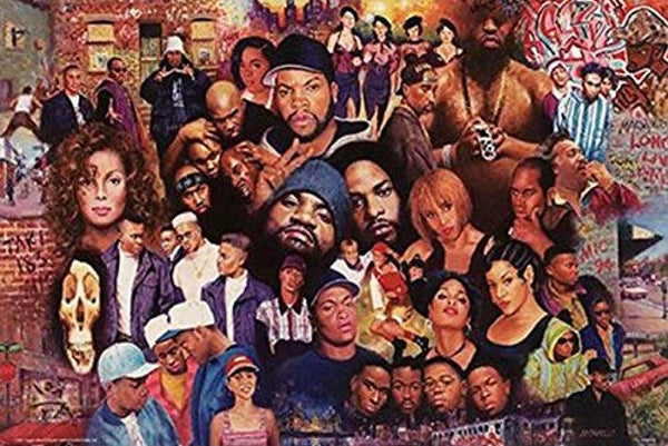 Legends of Rap and Hip Hop