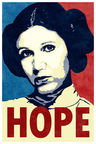 Hope Princess Leia