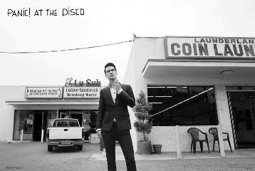 Panic! At the Disco B&W