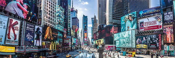Times Square Panoramic