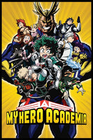 My Hero Academia - Key Art