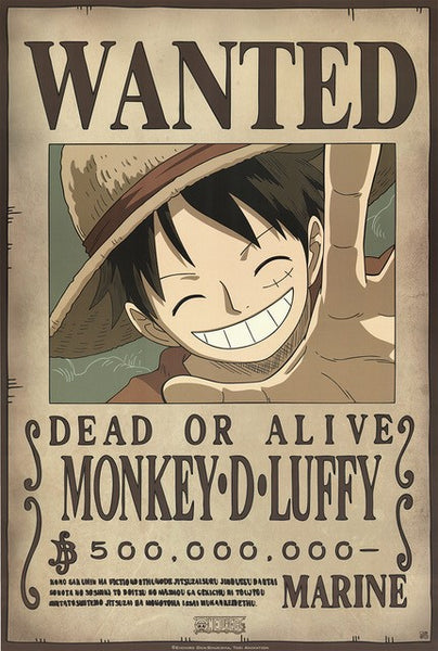 Wanted - One Piece