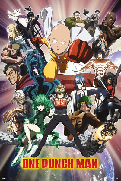 One Punch Man - Group