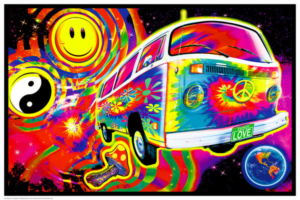 Magic VW Bus