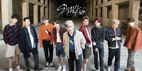 Stray Kids KPOP