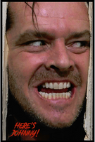 Here's Johnny - The Shining