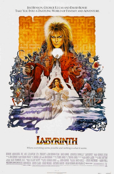 Labyrinth - David Bowie