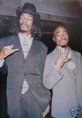 TUPAC SNOOP DOGG