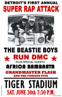 THE BEASTIE BOYS - TIGER STADIUM