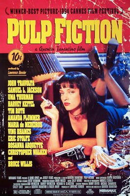 PULP FICTION-MOVIE PROMO