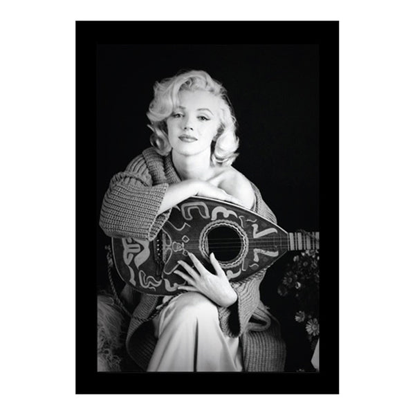 Marilyn Monroe - Lute Framed Gelcoat