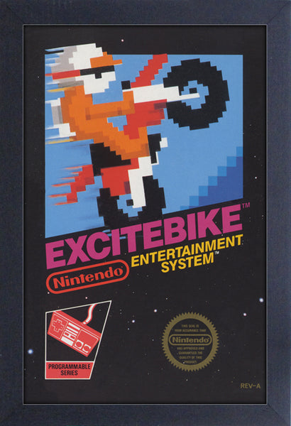 Excite Bike Framed Gelcoat