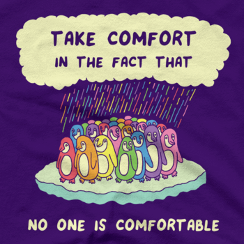 COMFORT (Soft Lightweight T-Shirt)