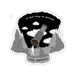 DARKNESS (Kiss-Cut Sticker)