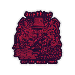 ANYTHING (Kiss-Cut Sticker)