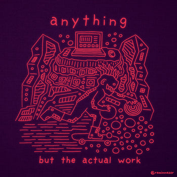 ANYTHING t-shirt