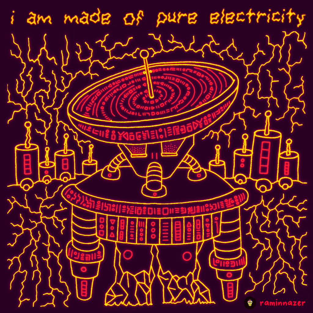 ELECTRICITY (Soft Lightweight T-Shirt)