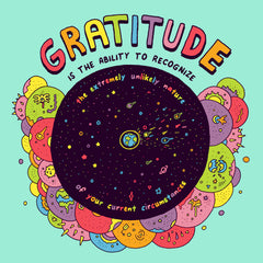 GRATITUDE (Soft Lightweight T-Shirt)