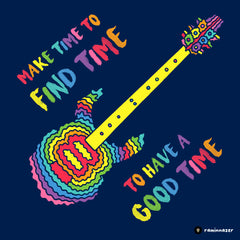 MAKE TIME (Soft Lightweight T-shirt)