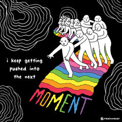 MOMENT (Soft Lightweight T-shirt)