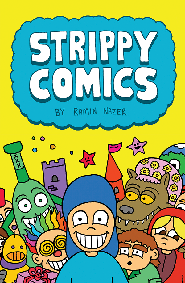 Strippy Comics (Digital PDF Version)