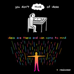 IDEAS ARE THERE
