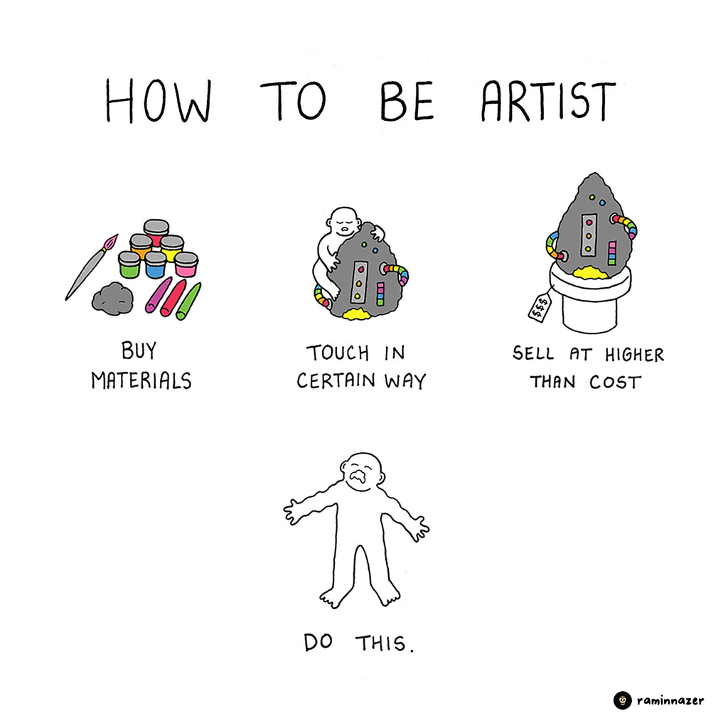 How To Be Artist