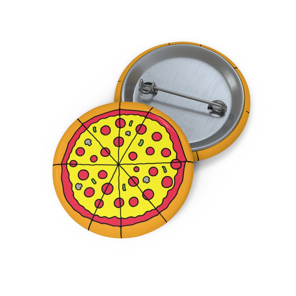 PIZZA Button
