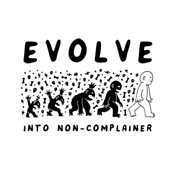 EVOLVE (Soft Lightweight T-shirt)
