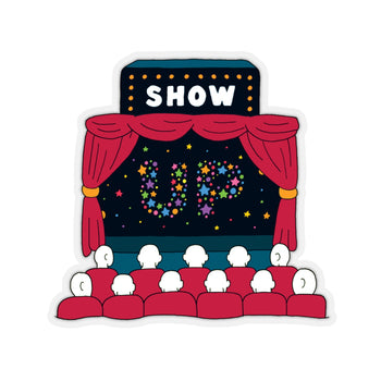 SHOW (Kiss-Cut Sticker)
