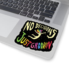 GROOVIN (Kiss-Cut Sticker)
