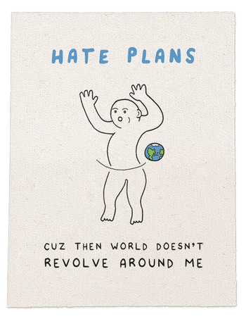 Hate Plans