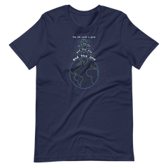 OLD WORLD (Soft Lightweight T-shirt)