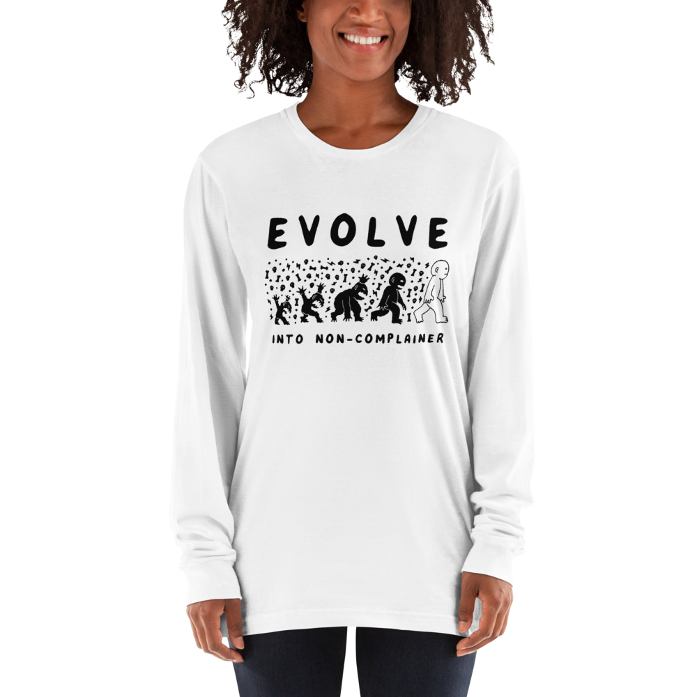 EVOLVE (Ultra-Smooth Longsleeve Shirt)